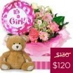 New Baby Girl Package