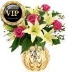 VIP Lily And Rose Bunch
